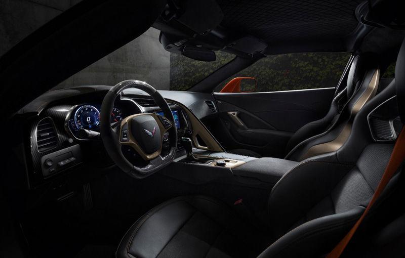 Chevrolet lansează noul Corvette ZR1: 755 de cai putere și o viteză maximă de peste 338 km/h - Poza 7