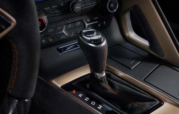 Chevrolet lansează noul Corvette ZR1: 755 de cai putere și o viteză maximă de peste 338 km/h - Poza 8