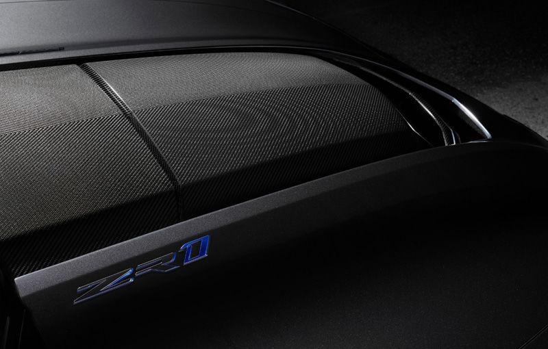 Chevrolet lansează noul Corvette ZR1: 755 de cai putere și o viteză maximă de peste 338 km/h - Poza 6