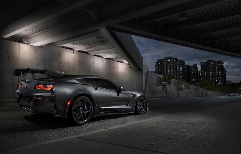 Chevrolet lansează noul Corvette ZR1: 755 de cai putere și o viteză maximă de peste 338 km/h - Poza 3