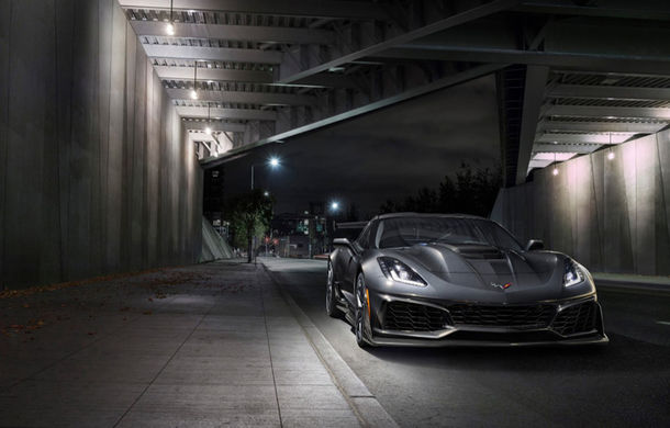 Chevrolet lansează noul Corvette ZR1: 755 de cai putere și o viteză maximă de peste 338 km/h - Poza 1