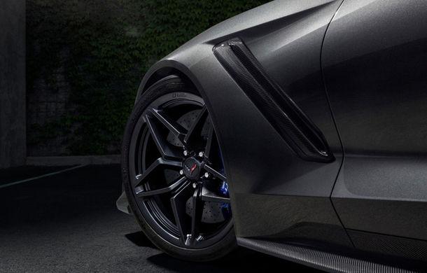 Chevrolet lansează noul Corvette ZR1: 755 de cai putere și o viteză maximă de peste 338 km/h - Poza 4