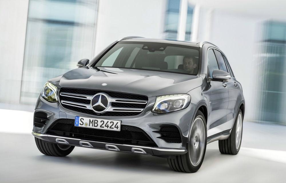 Vânzări premium octombrie 2017: un nou record pentru Mercedes. Audi se apropie de BMW - Poza 1