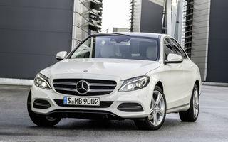Mercedes Clasa C facelift: rivalul lui BMW Seria 3 se lansează în martie cu un nou motor diesel
