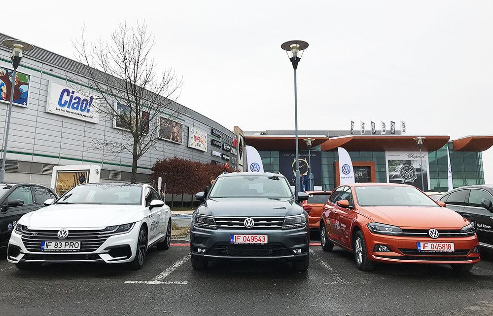 Volkswagen Brand Days: caravană națională în care poți testa noile Polo, Arteon și Tiguan Allspace - Poza 1