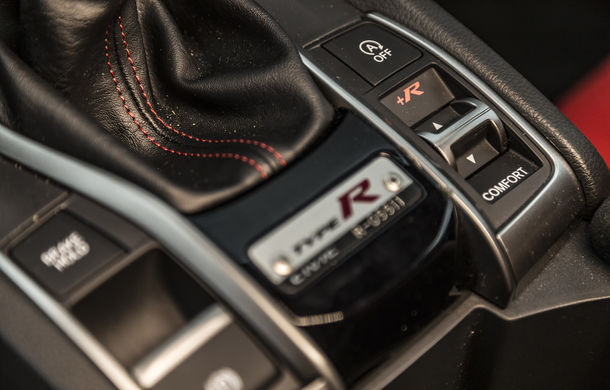 Prim contact cu modelele hardcore din gama Honda: pe circuit cu noul Civic Type R și cu supercar-ul NSX - Poza 8