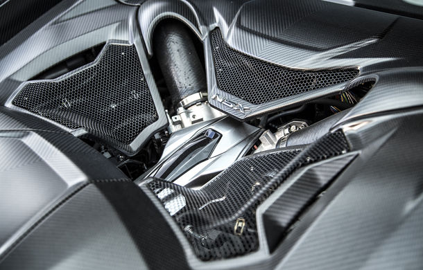 Prim contact cu modelele hardcore din gama Honda: pe circuit cu noul Civic Type R și cu supercar-ul NSX - Poza 28