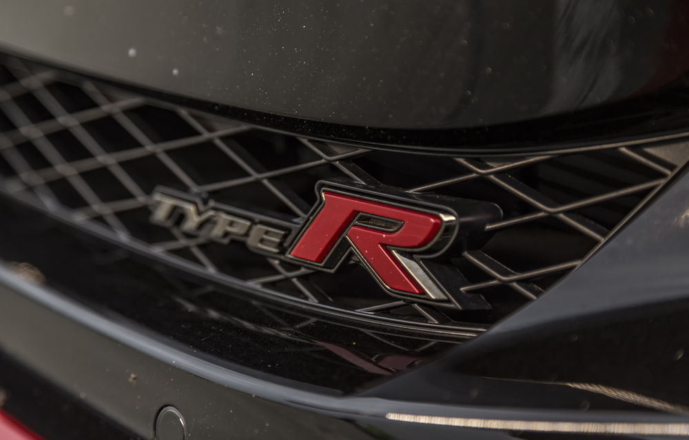 Prim contact cu modelele hardcore din gama Honda: pe circuit cu noul Civic Type R și cu supercar-ul NSX - Poza 11