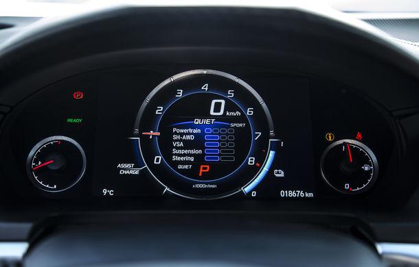 Prim contact cu modelele hardcore din gama Honda: pe circuit cu noul Civic Type R și cu supercar-ul NSX - Poza 35