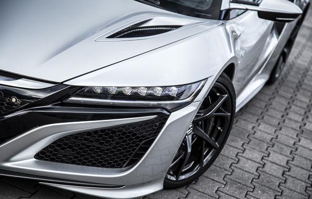 Prim contact cu modelele hardcore din gama Honda: pe circuit cu noul Civic Type R și cu supercar-ul NSX - Poza 30