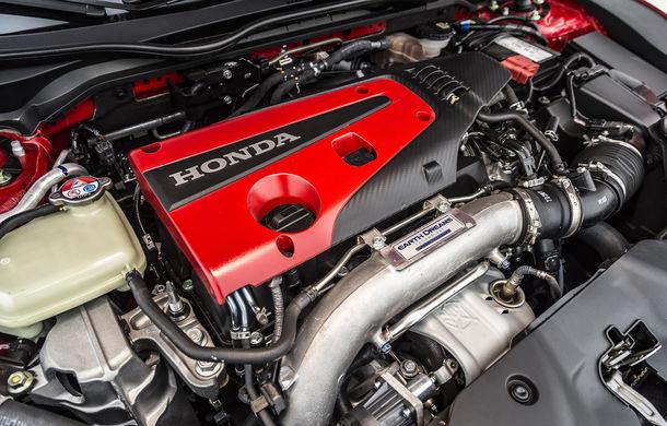 Prim contact cu modelele hardcore din gama Honda: pe circuit cu noul Civic Type R și cu supercar-ul NSX - Poza 10