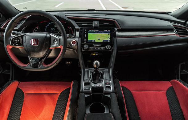 Prim contact cu modelele hardcore din gama Honda: pe circuit cu noul Civic Type R și cu supercar-ul NSX - Poza 14