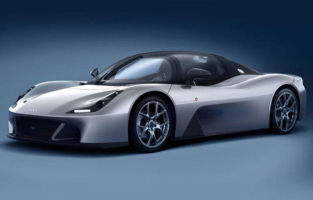 Dallara Stradale: primul model de serie din istoria italienilor are motor de 2.3 litri și 400 de cai putere - Poza 1