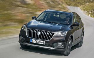 Borgward revine anul viitor în Europa: SUV-ul BX7 va apărea prima dată în Germania