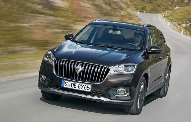 Borgward revine anul viitor în Europa: SUV-ul BX7 va apărea prima dată în Germania - Poza 1