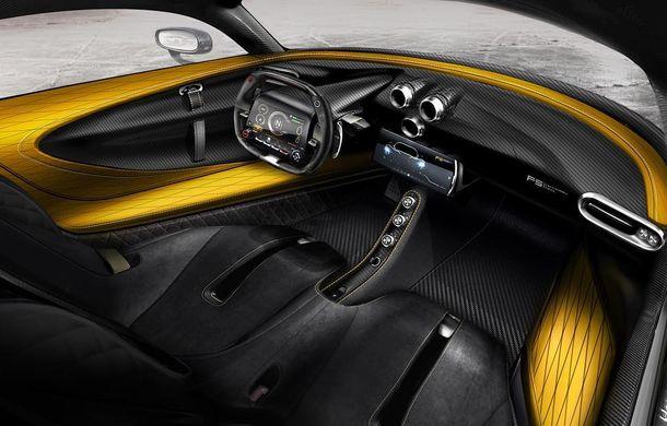 Hennessey Venom F5: primele poze cu interiorul hypercar-ului american care vrea să bată Bugatti Chiron - Poza 2