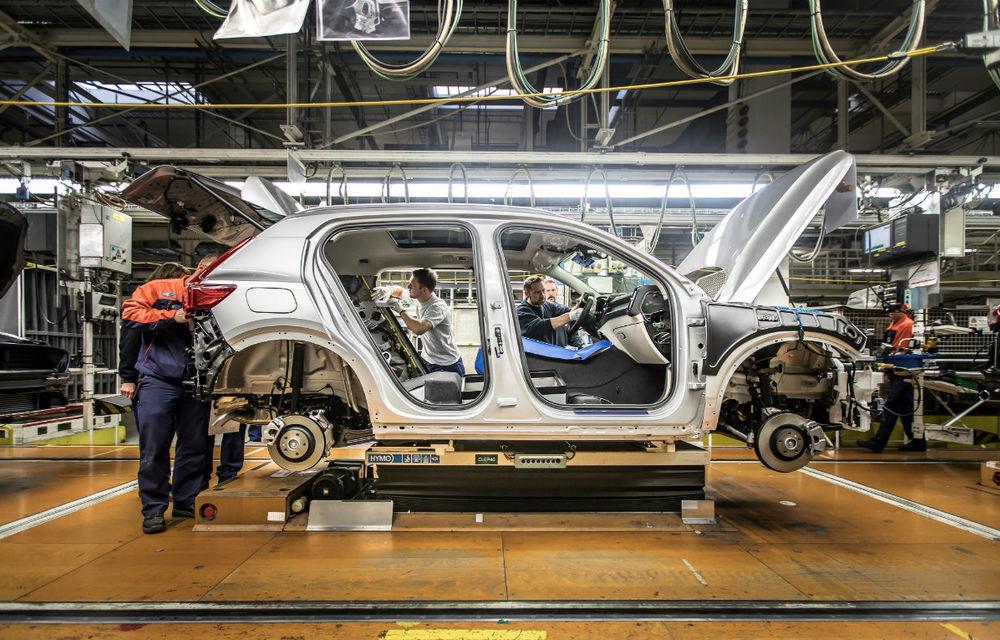 Volvo a demarat producția lui XC40: cel mai mic SUV al suedezilor este asamblat în Belgia - Poza 6