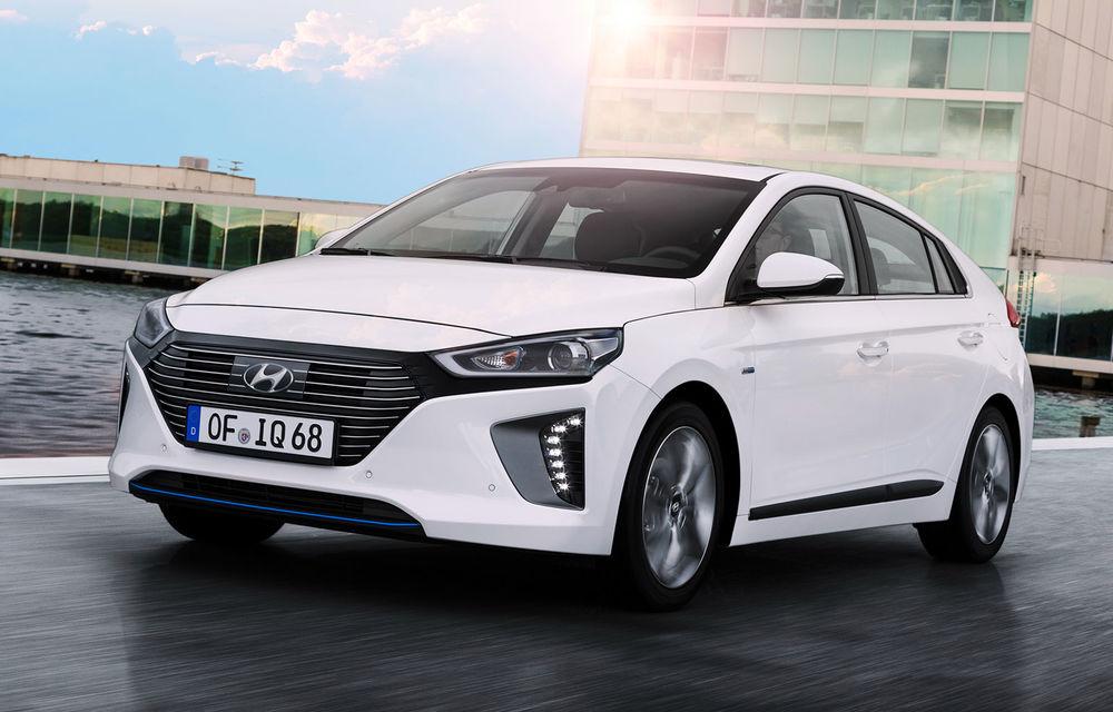Ofensiva Hyundai în Europa: asiaticii vor lansa 4 modele 100% electrice și 6 hibrizi până în 2020 - Poza 1