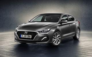 Hyundai i30 Fastback s-a lansat și în România: