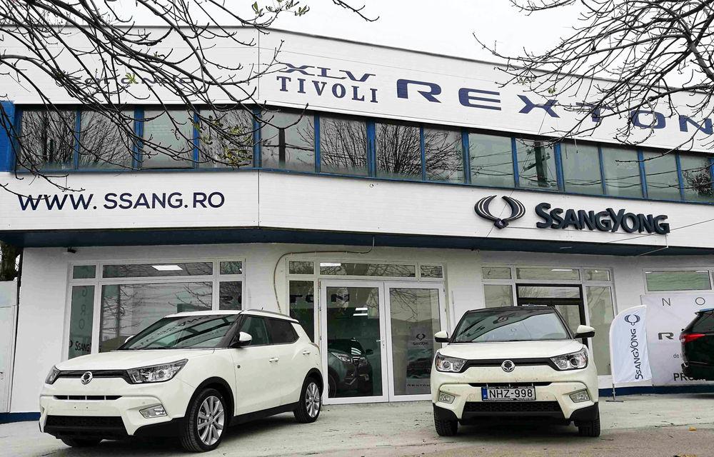 Prețuri Ssangyong Rexton G4 în România: noul SUV cu 7 locuri al coreenilor pleacă de la 26.200 de euro și oferă un raport calitate/preț de top în segment - Poza 2