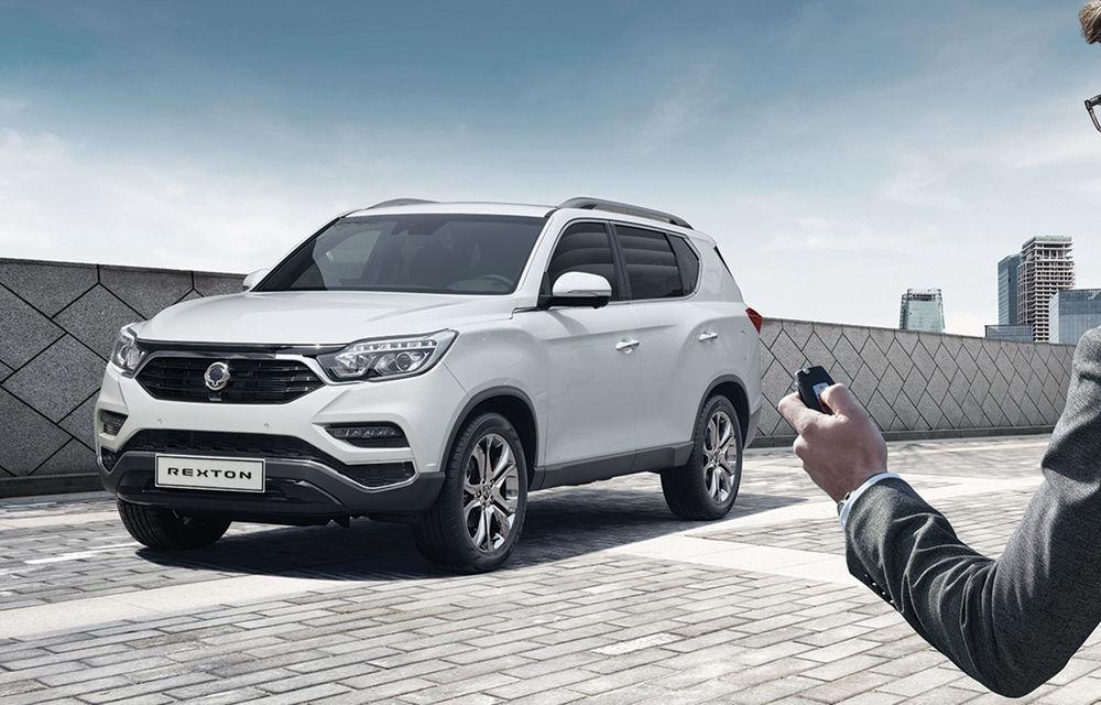Prețuri Ssangyong Rexton G4 în România: noul SUV cu 7 locuri al coreenilor pleacă de la 26.200 de euro și oferă un raport calitate/preț de top în segment - Poza 1