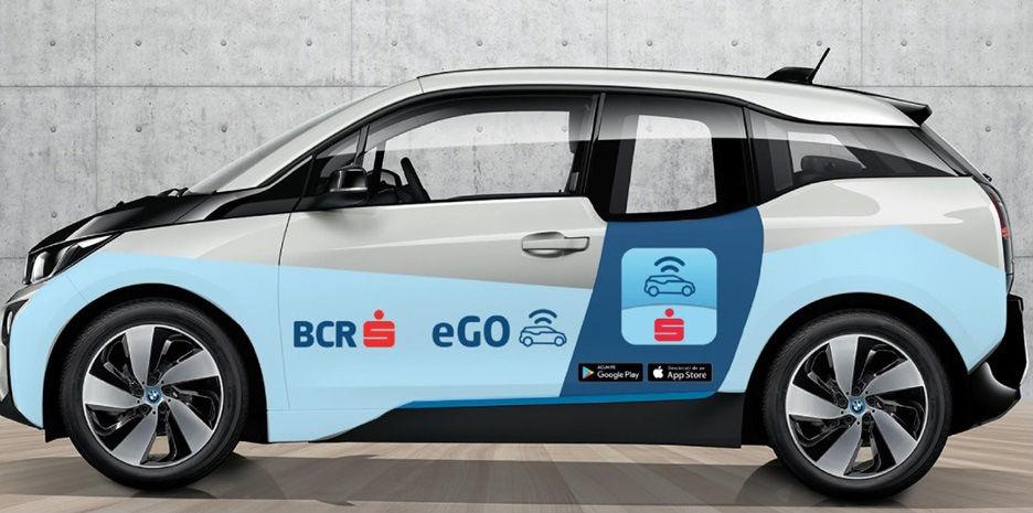 BCR eGo: serviciu de car sharing în București cu 20 de mașini electrice BMW i3. Costă 10 lei pornirea și 24 de lei pe oră - Poza 2