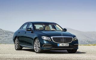 Mercedes dezvoltă o aplicație care va trimite notificări când mașina este lovită sau furată din parcare
