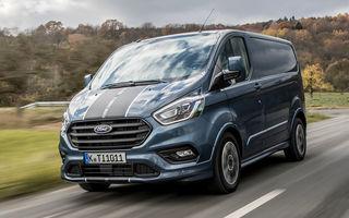 Ford a lansat noul Transit Custom facelift: 5 lucruri pe care trebuie să le știi despre utilitara Ford