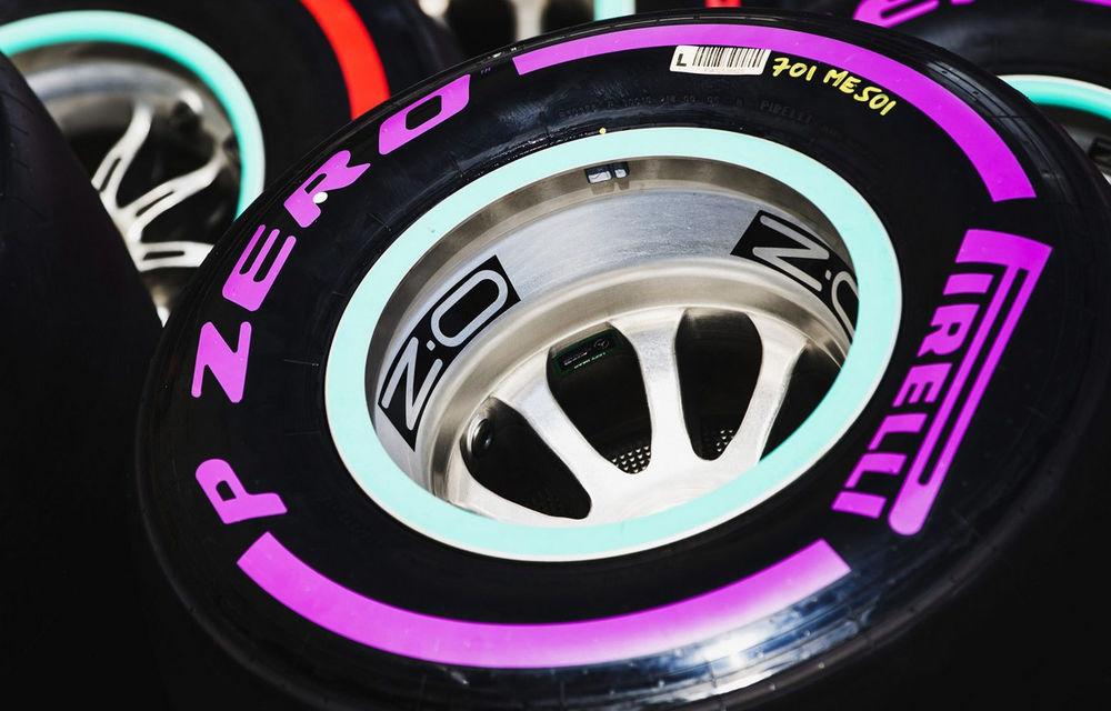 Pirelli va furniza 7 compoziții de pneuri în sezonul 2018: noutățile sunt hypersoft și superhard - Poza 1
