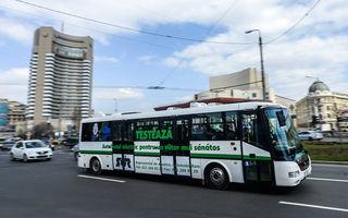 Proiect de lege: Firmele de transport public, private și de stat, vor fi obligate să cumpere mașini electrice, hibride, alimentate cu hidrogen sau gaz