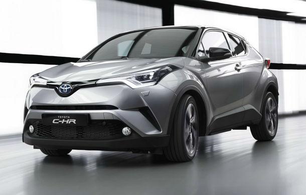 Sistemul de asistență Toyota Safety Sense ajunge la generația a doua: sistem de evitare a coliziunilor cu funcție de detectare a pietonilor - Poza 1