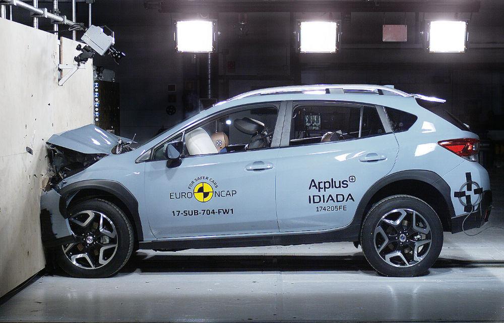 Teste de siguranță: 8 modele au primit 5 stele din partea Euro NCAP. Printre ele se numără BMW X3, Jaguar E-Pace, Mercedes-Benz Clasa X și Porsche Cayenne - Poza 19
