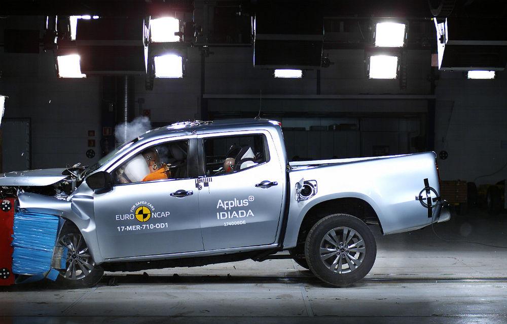 Teste de siguranță: 8 modele au primit 5 stele din partea Euro NCAP. Printre ele se numără BMW X3, Jaguar E-Pace, Mercedes-Benz Clasa X și Porsche Cayenne - Poza 1