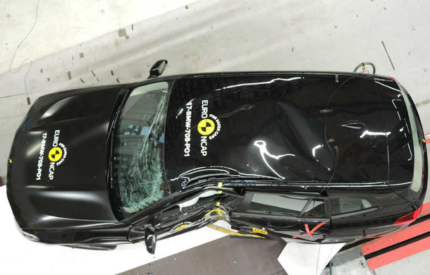 Teste de siguranță: 8 modele au primit 5 stele din partea Euro NCAP. Printre ele se numără BMW X3, Jaguar E-Pace, Mercedes-Benz Clasa X și Porsche Cayenne - Poza 11