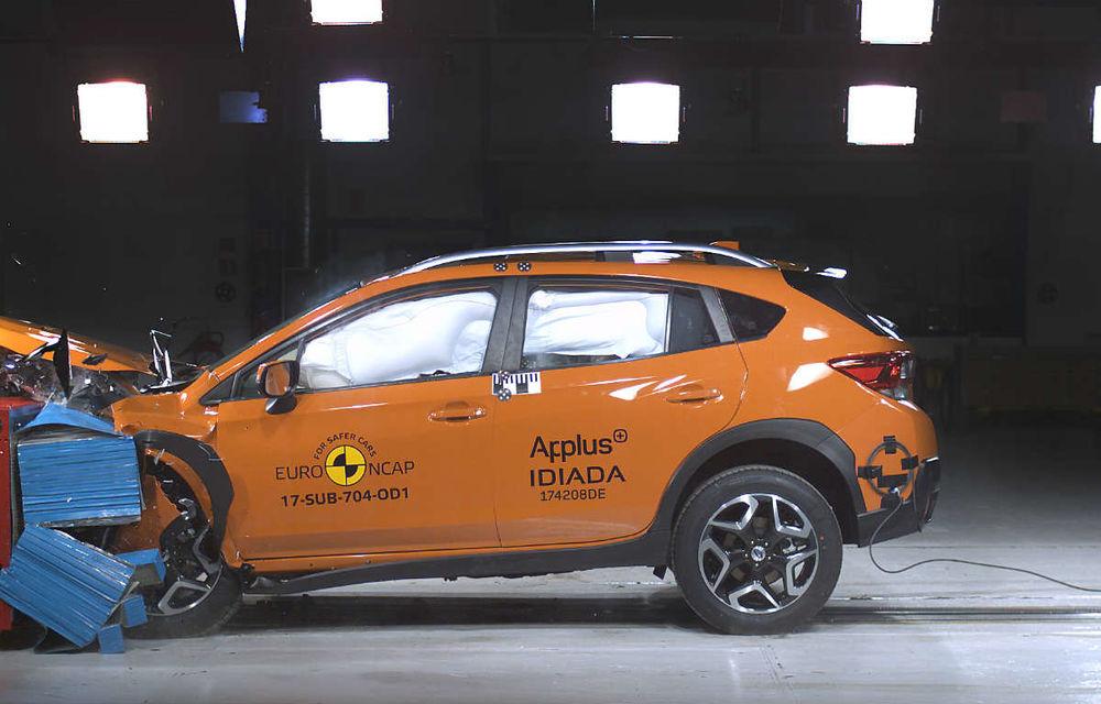 Teste de siguranță: 8 modele au primit 5 stele din partea Euro NCAP. Printre ele se numără BMW X3, Jaguar E-Pace, Mercedes-Benz Clasa X și Porsche Cayenne - Poza 20