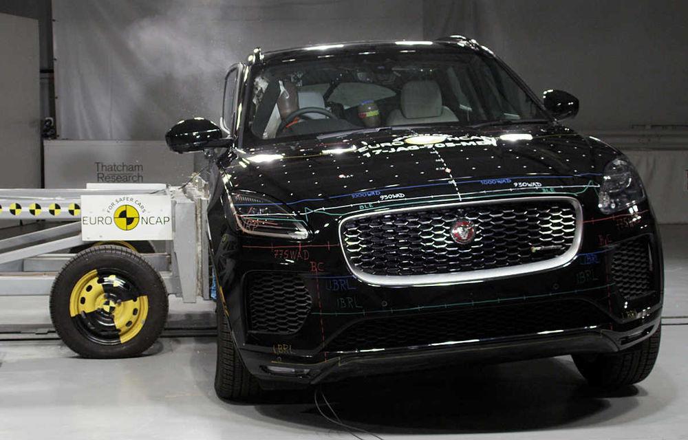 Teste de siguranță: 8 modele au primit 5 stele din partea Euro NCAP. Printre ele se numără BMW X3, Jaguar E-Pace, Mercedes-Benz Clasa X și Porsche Cayenne - Poza 10