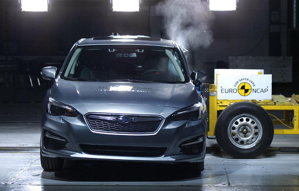 Teste de siguranță: 8 modele au primit 5 stele din partea Euro NCAP. Printre ele se numără BMW X3, Jaguar E-Pace, Mercedes-Benz Clasa X și Porsche Cayenne - Poza 16