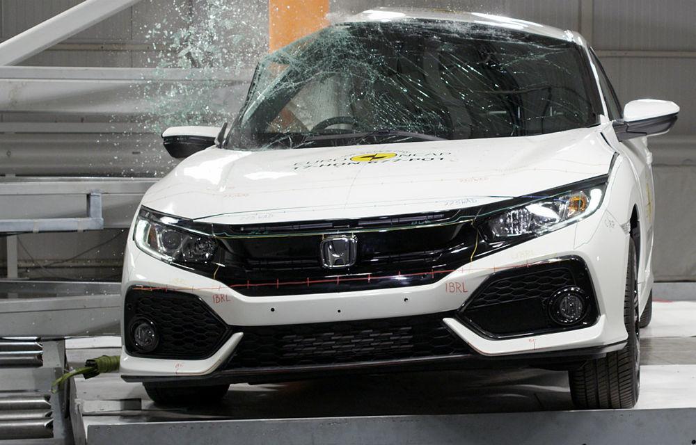 Teste de siguranță: 8 modele au primit 5 stele din partea Euro NCAP. Printre ele se numără BMW X3, Jaguar E-Pace, Mercedes-Benz Clasa X și Porsche Cayenne - Poza 14