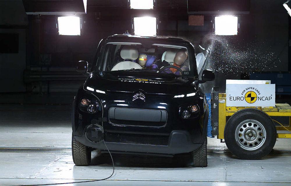 Teste de siguranță: 8 modele au primit 5 stele din partea Euro NCAP. Printre ele se numără BMW X3, Jaguar E-Pace, Mercedes-Benz Clasa X și Porsche Cayenne - Poza 4