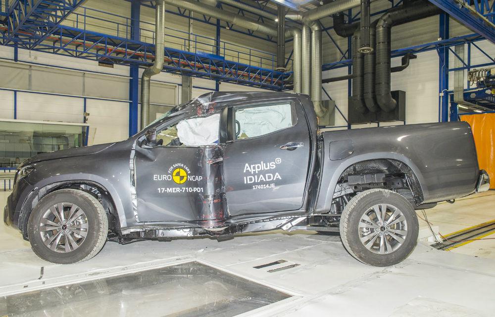Teste de siguranță: 8 modele au primit 5 stele din partea Euro NCAP. Printre ele se numără BMW X3, Jaguar E-Pace, Mercedes-Benz Clasa X și Porsche Cayenne - Poza 15
