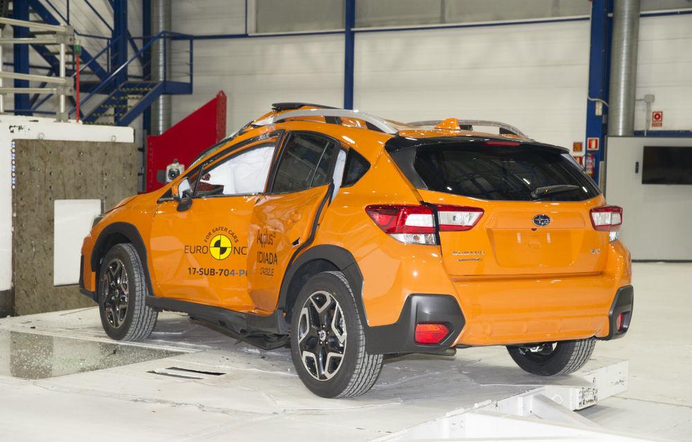 Teste de siguranță: 8 modele au primit 5 stele din partea Euro NCAP. Printre ele se numără BMW X3, Jaguar E-Pace, Mercedes-Benz Clasa X și Porsche Cayenne - Poza 17