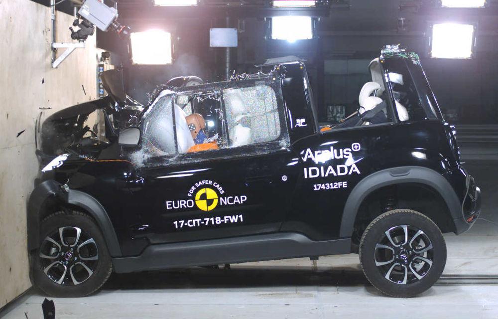 Teste de siguranță: 8 modele au primit 5 stele din partea Euro NCAP. Printre ele se numără BMW X3, Jaguar E-Pace, Mercedes-Benz Clasa X și Porsche Cayenne - Poza 5