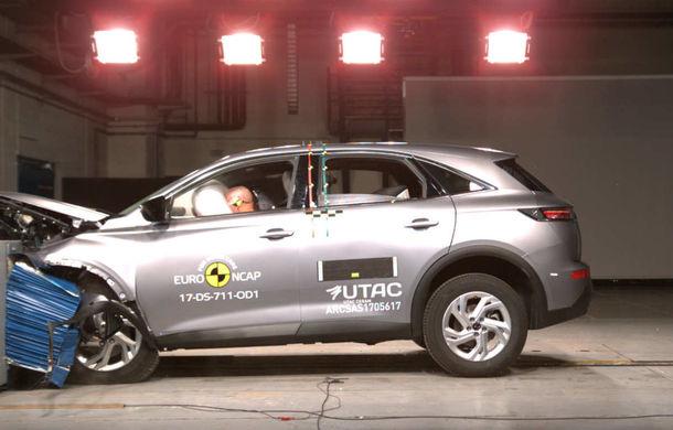 Teste de siguranță: 8 modele au primit 5 stele din partea Euro NCAP. Printre ele se numără BMW X3, Jaguar E-Pace, Mercedes-Benz Clasa X și Porsche Cayenne - Poza 9