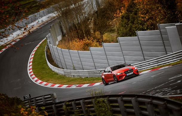 Jaguar XE SV Project 8: prototipul de 600 de cai putere a devenit cel mai rapid sedan pe Nurburgring - Poza 2