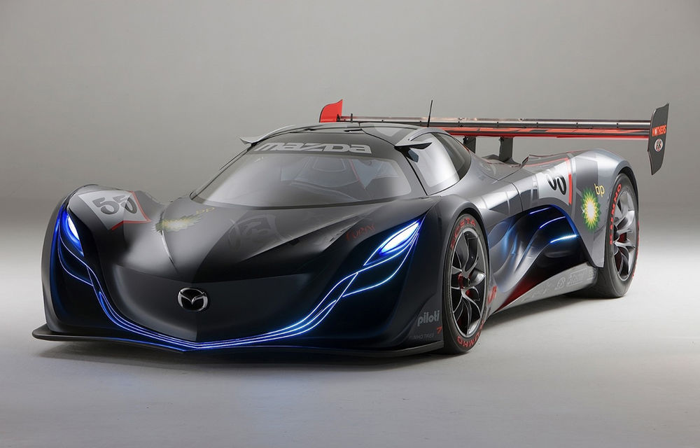 """Designerul-șef al conceptului Mazda Kai, precursorul viitorului Mazda 3, în interviul Automarket: """"Kai este compact, sportiv și sexy"""" - Poza 13"""