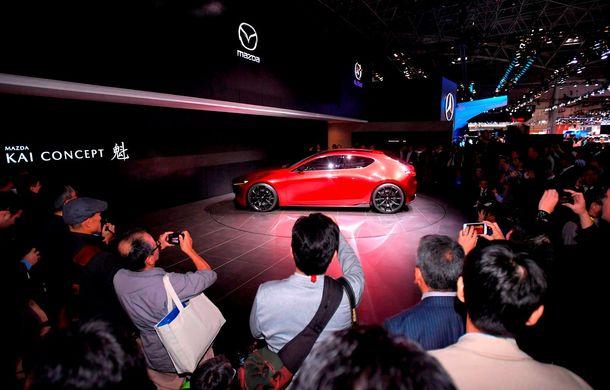 """Designerul-șef al conceptului Mazda Kai, precursorul viitorului Mazda 3, în interviul Automarket: """"Kai este compact, sportiv și sexy"""" - Poza 12"""