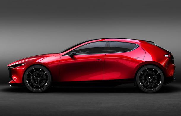 """Designerul-șef al conceptului Mazda Kai, precursorul viitorului Mazda 3, în interviul Automarket: """"Kai este compact, sportiv și sexy"""" - Poza 1"""