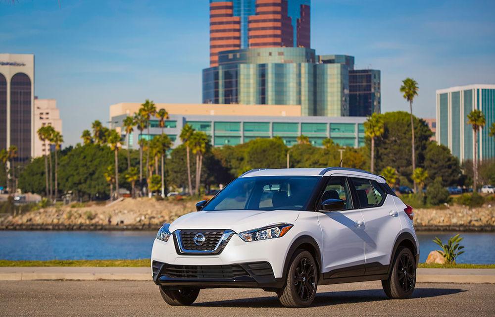 Nissan atacă segmentul SUV din SUA cu Kicks: tehnologii de ultimă generație și posibilități multiple de personalizare - Poza 32