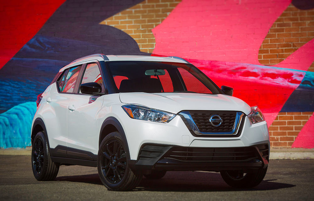 Nissan atacă segmentul SUV din SUA cu Kicks: tehnologii de ultimă generație și posibilități multiple de personalizare - Poza 6