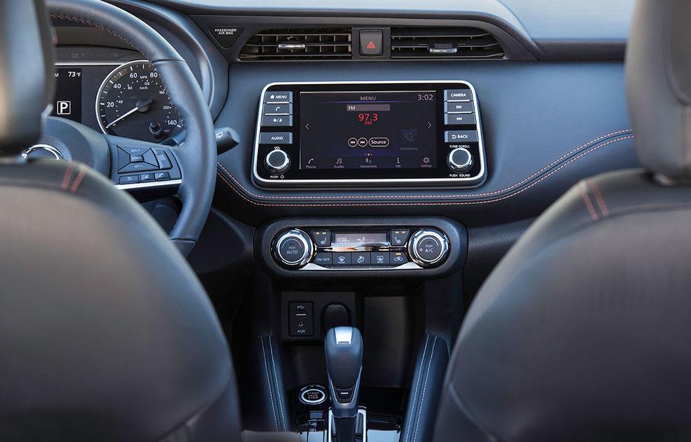 Nissan atacă segmentul SUV din SUA cu Kicks: tehnologii de ultimă generație și posibilități multiple de personalizare - Poza 25